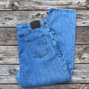 Wrangler relaxed fit Blue Jeans